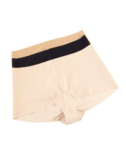 Commando Cotton Boy Shorts
