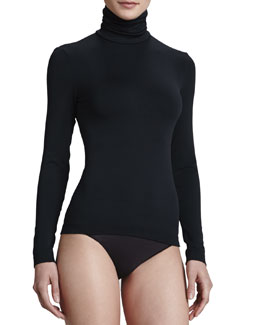 Wolford Portland Seamless Turtleneck
