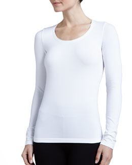 Wolford New Haven Seamless Pullover