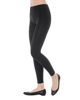 Spanx Look-At-Me Cotton Leggings