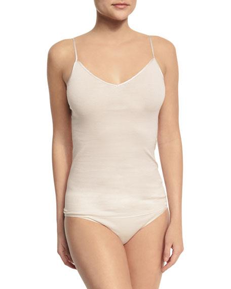 Cotton Seamless Camisole, Skin