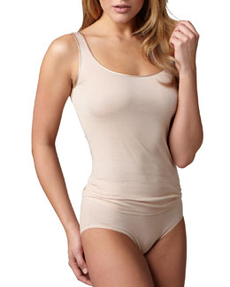 Hanro Cotton Seamless Tank