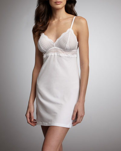 Dolce Babydoll, White