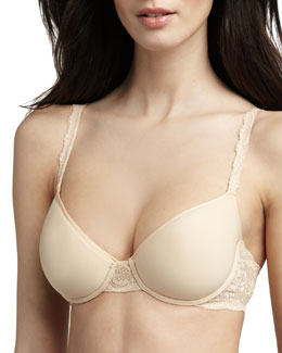 Cosabella Never Say Never Comfy Contour Spacer Bra, Blush