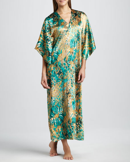 Jewel Reflections Long Caftan