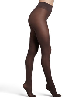 La Perla Calze Tomorrow Tights, Brown