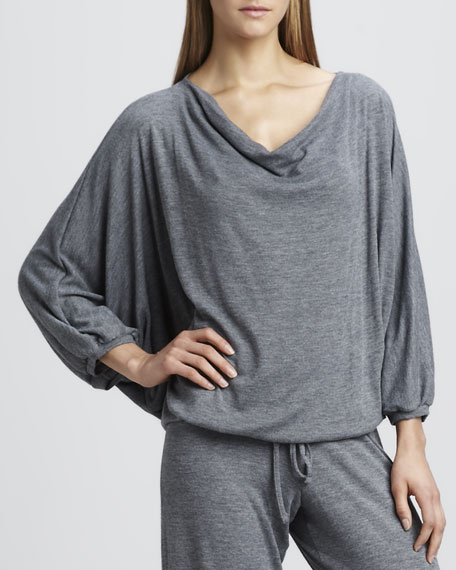 Pamina Batwing Lounge Top