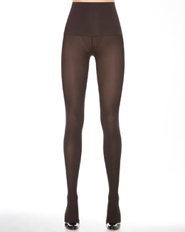Spanx Haute Contour Tights, Bittersweet