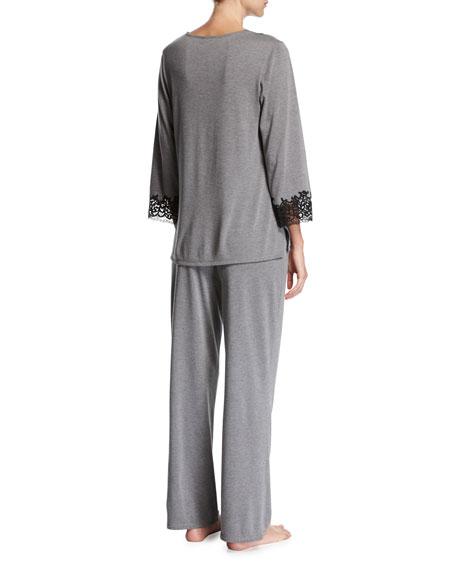 Lhasa Jersey Pajamas