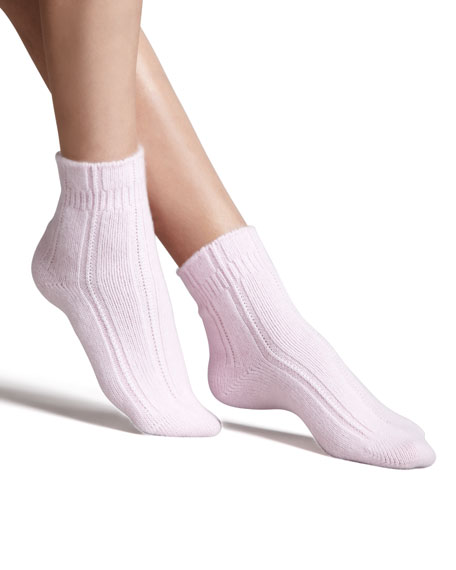 Cozy Bedsocks, Pink