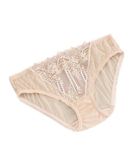Enchantment Hipster Panties, Naturally Nude