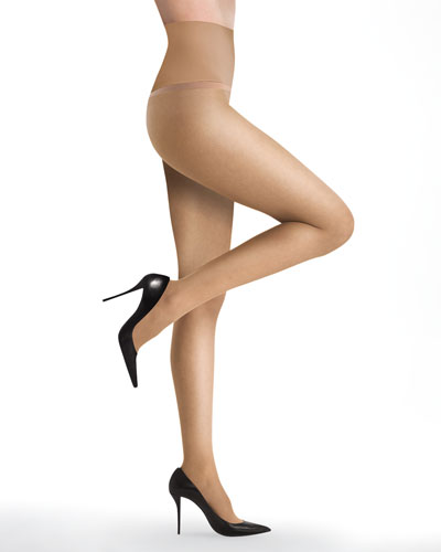 BRONZE GLOSS SHEERY HOSIERY