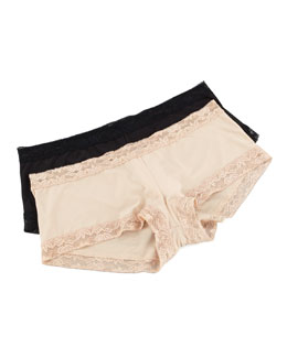 Natori Bliss Smooth Girl Shorts