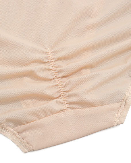 Smooth Complexion High-Cut Briefs