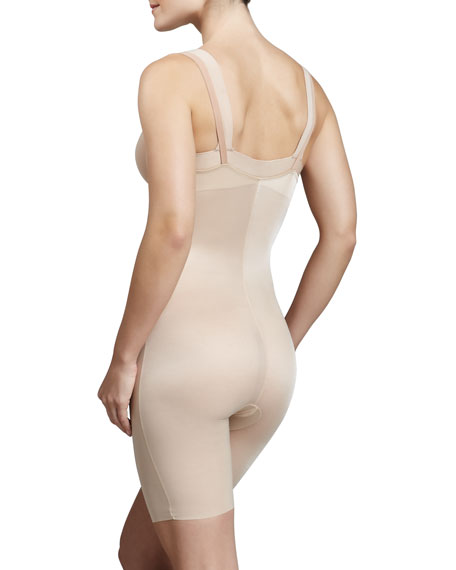Skinnier Britches Mid-Thigh Bodysuit