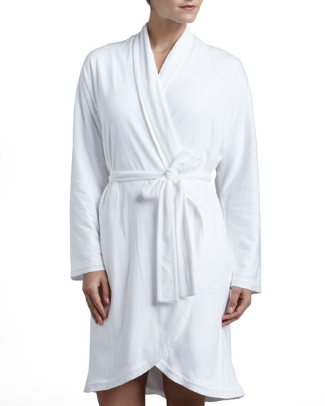 Pima Cotton Robe
