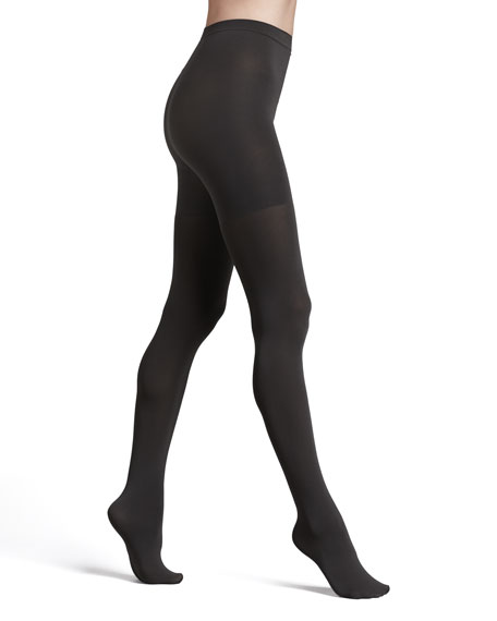 Tight-End Shaping Tights, Ripe Olive