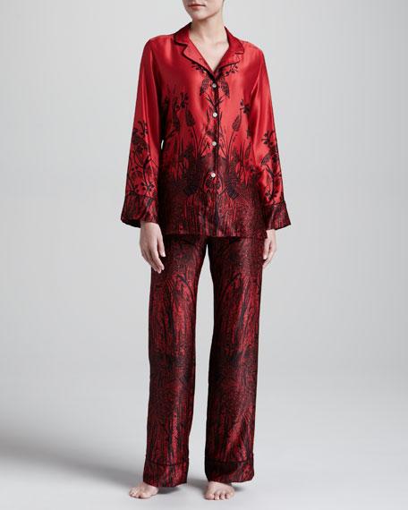 Phoenix Sateen Pajamas