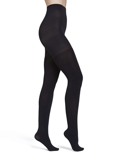 Spanx Uptown Tight-End Tights, Blackout