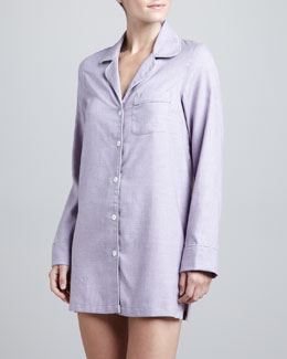 Three J New York Audrey Cotton Nightshirt