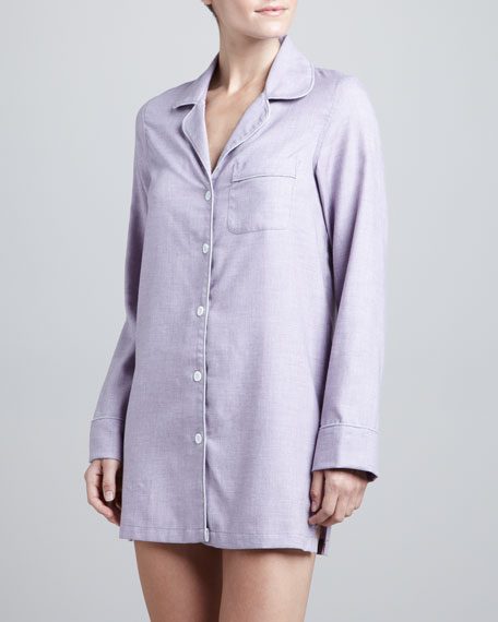 Audrey Cotton Nightshirt