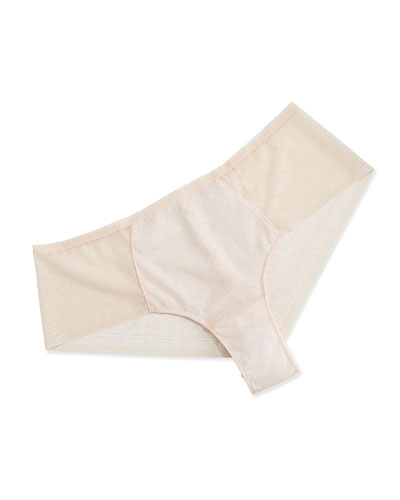 C Ideal Hipster Briefs, Nude Blush