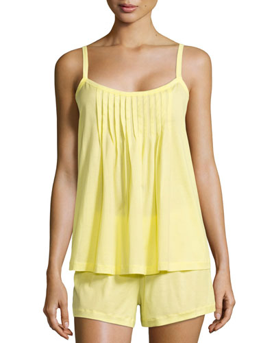 Juliet Short Pajama Set, Buttercup