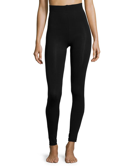 Velvet Sensation Leggings, Black
