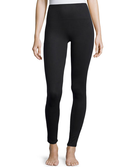 SpanxEssential Stretch Leggings, Very Black