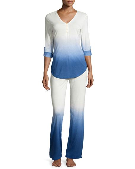 Cosabella Bella Ombre Two-Piece Pajama Set