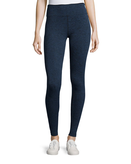 Koral Activewear Mystic Sport Leggings W/Fold-Over Waistband