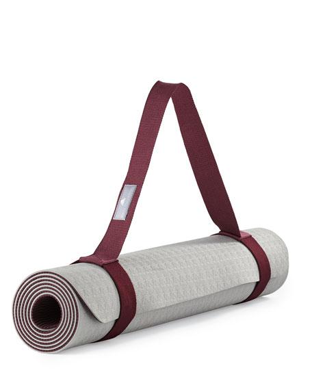 Adidas By Stella McCartney Yoga Mat W/Carrying Strap