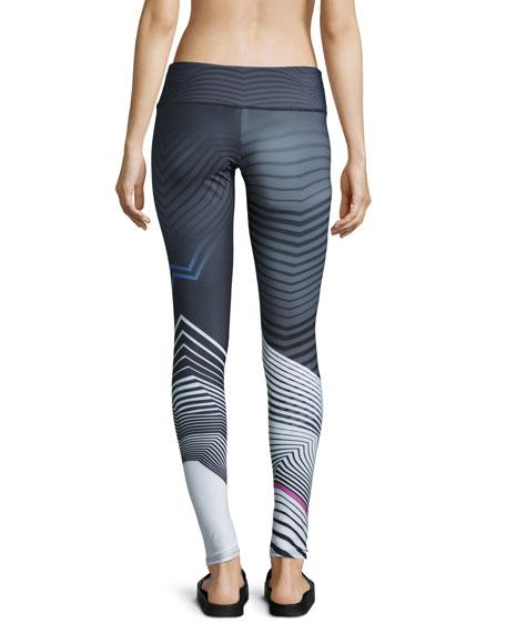 Graphic Long Sport Leggings