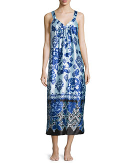 Signature Sleeveless Night Gown