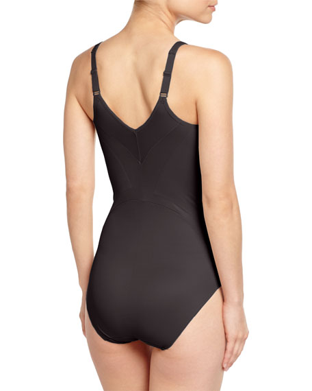 Firm Control Adjustable Bodysuit Shaper