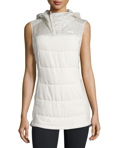 Pseudio Tunic Vest, Moonlight Ivory Heather/Moonlight Ivory