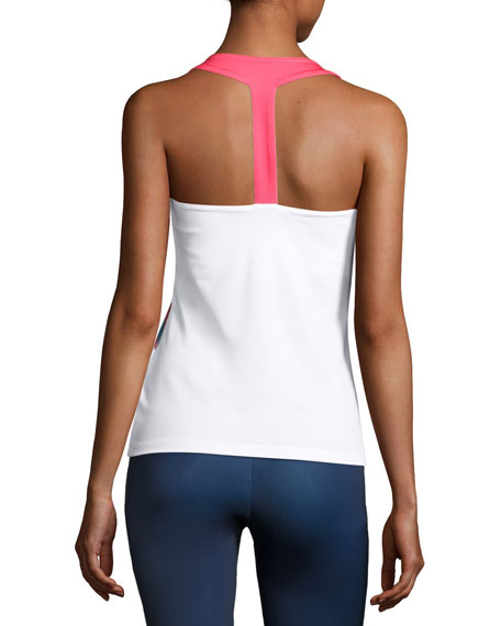MB Court Central Tank Top