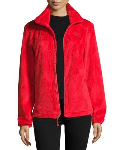 Osito 2 Fleece Jacket, Red
