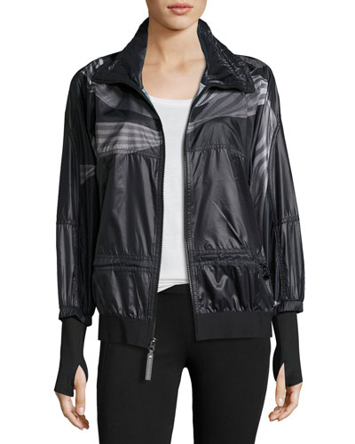 Run Climastorm? Jacket, Black