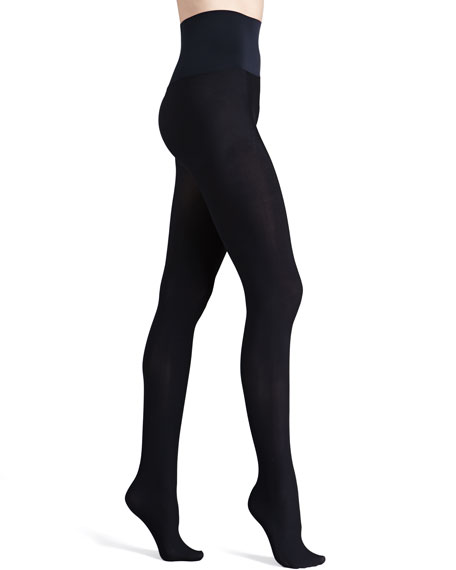Ultimate Opaque Matte Tights, Black