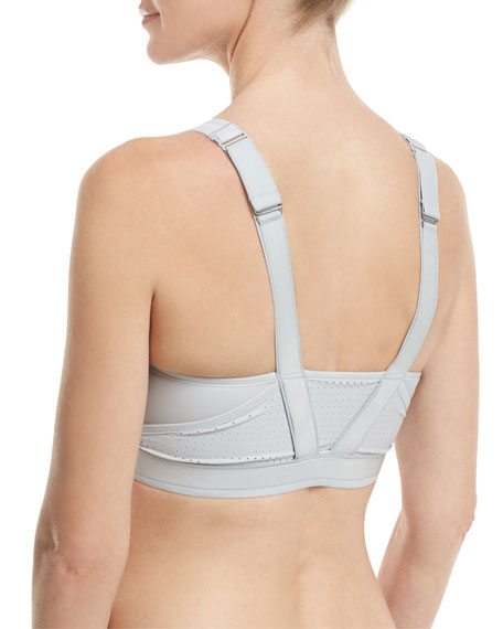 Medium-Impact Wireless Sports Bra