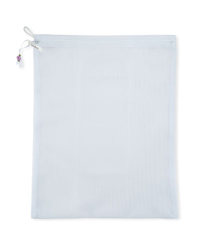 Fine Mesh Lingerie Wash Bag - 14x17