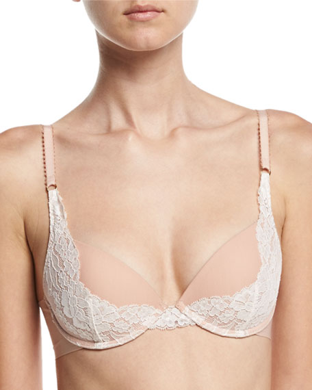 Stella McCartney Bella Admiring Lace-Trim Bikini Briefs &