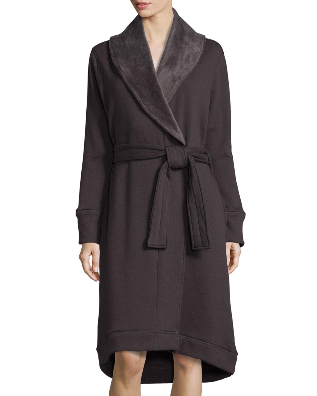 Duffield Shawl-Collar Robe