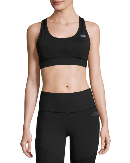 The North Face Stow-N-Go IV Sports Bra for