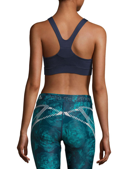The Pull-On Sports Bra, Noble Ink (Dark Blue)