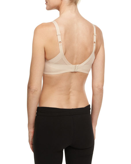 Ultimate Side Smoother Wire-Free Contour Bra