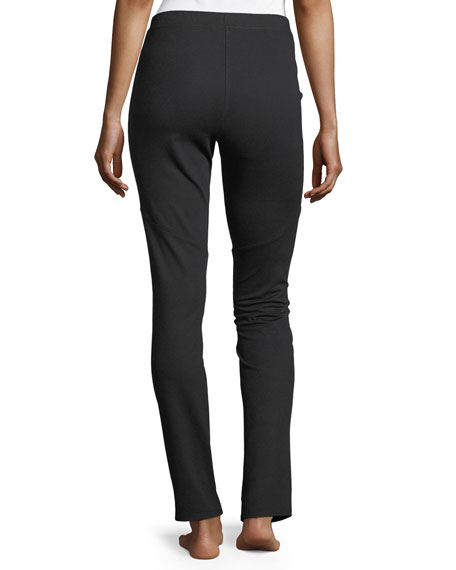 Power-Fit Straight-Leg Leggings