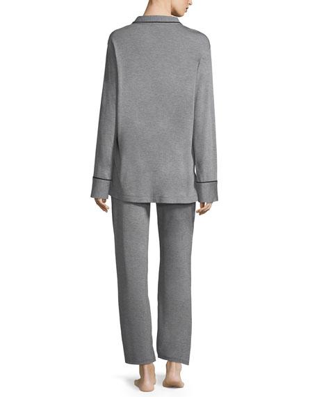 Shangri La Long-Sleeve Pajama Set