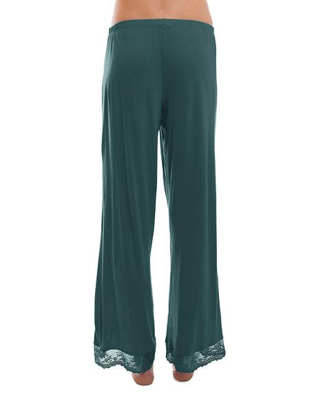 Colette Lounge Pants, Jade